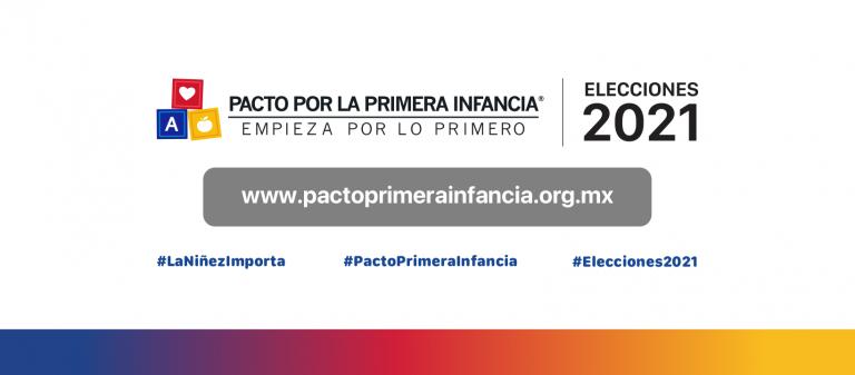 Evento Firma el Pacto - Elecciones 2021 - Pacto por la Primera infancia